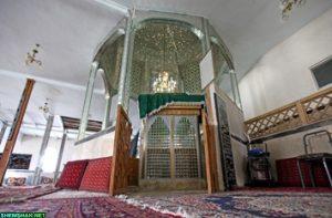 جاذبه های مذهبی شمشک امامزاده محمد شمشک